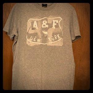 Men's vintage Abercrombie & Fitch tee shirt